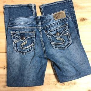 Silver jeans suki jeans